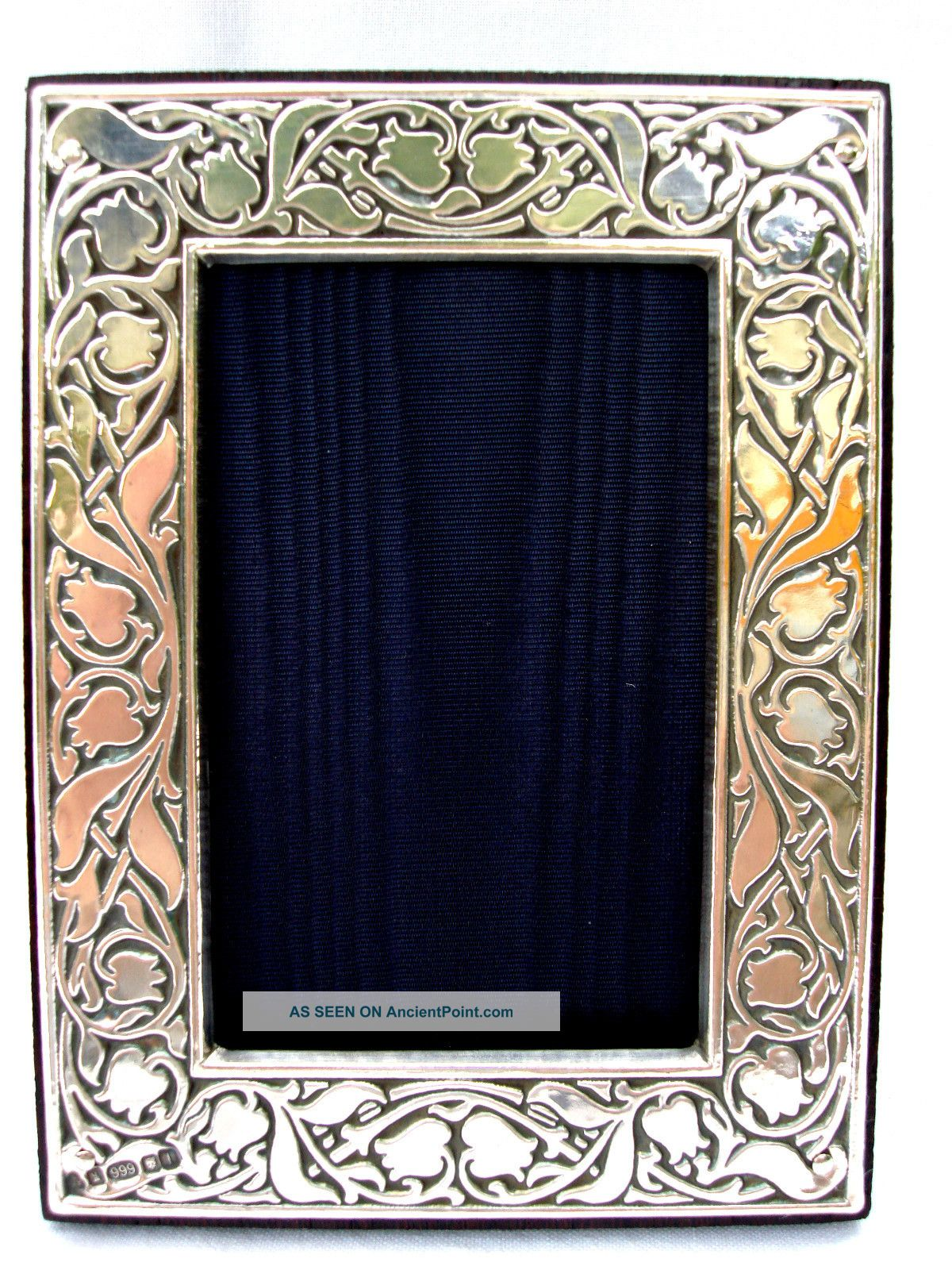 Finest Quality Silver 999 London Hallmarked Photo Frame Frames photo