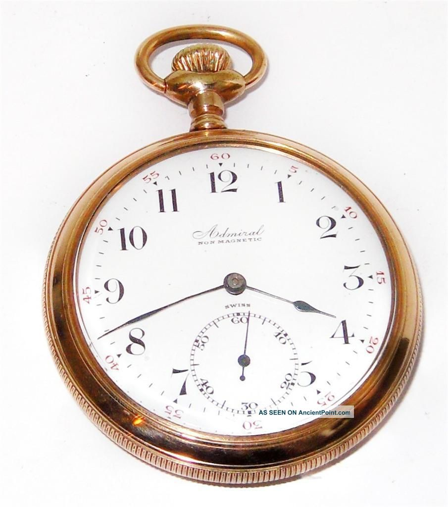 Vintage ' Tacy Watch Co.  ' Gold Plated