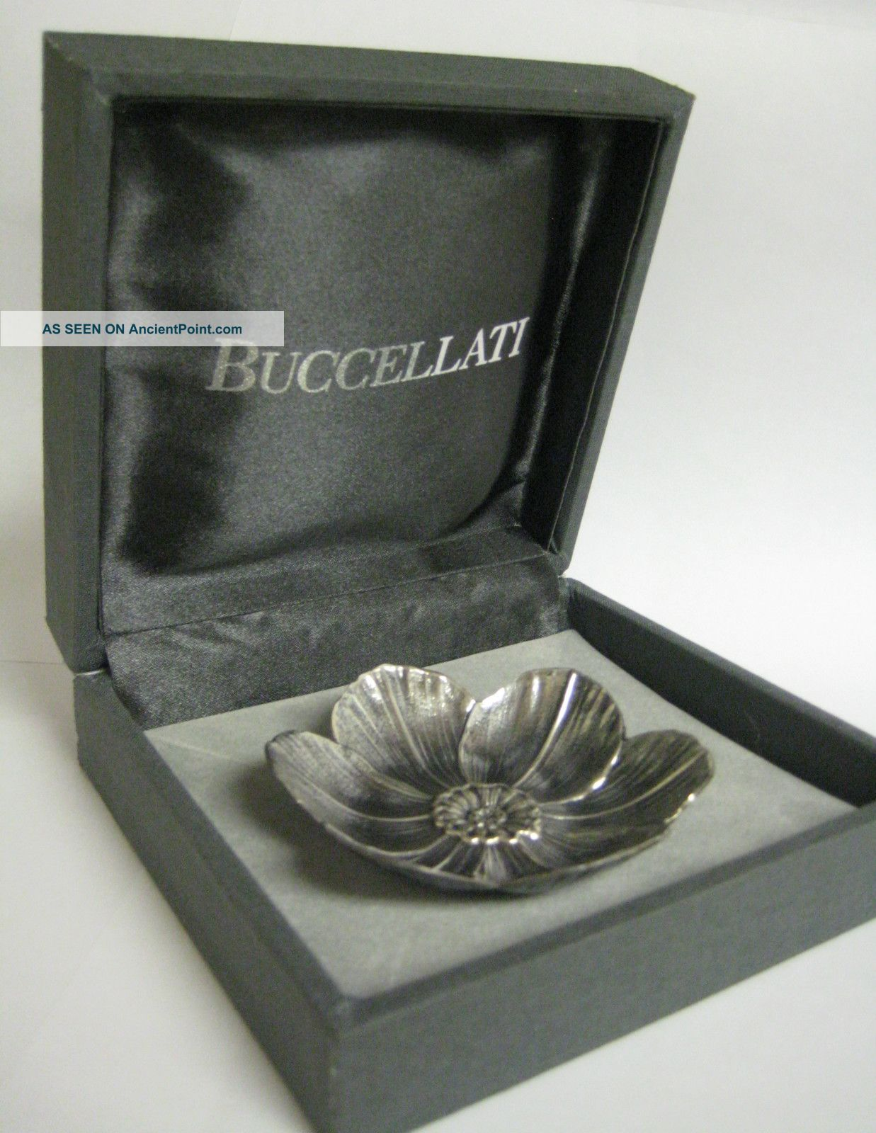 Gianmeria Buccellati Anemone Sterling Silver Dishes & Coasters photo