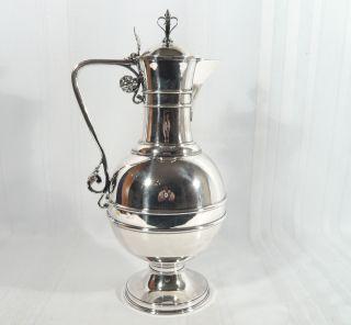 Rare 1892 Elkington Silver 12