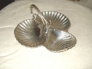 Mappin & Webb Silver Plated Hor ' Derves Dish photo