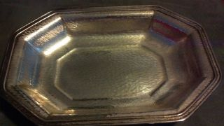 Silverplate Covered Dish photo