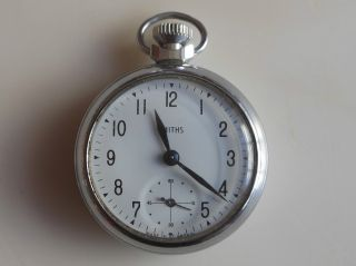 Vintage Smiths Pocket Watch - Working photo