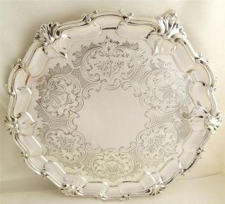 Antique Hallmarked Sterling Silver 10
