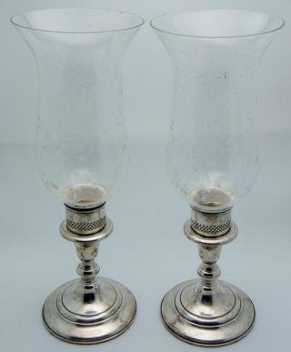 2 - Sterling Silver / Glass 13