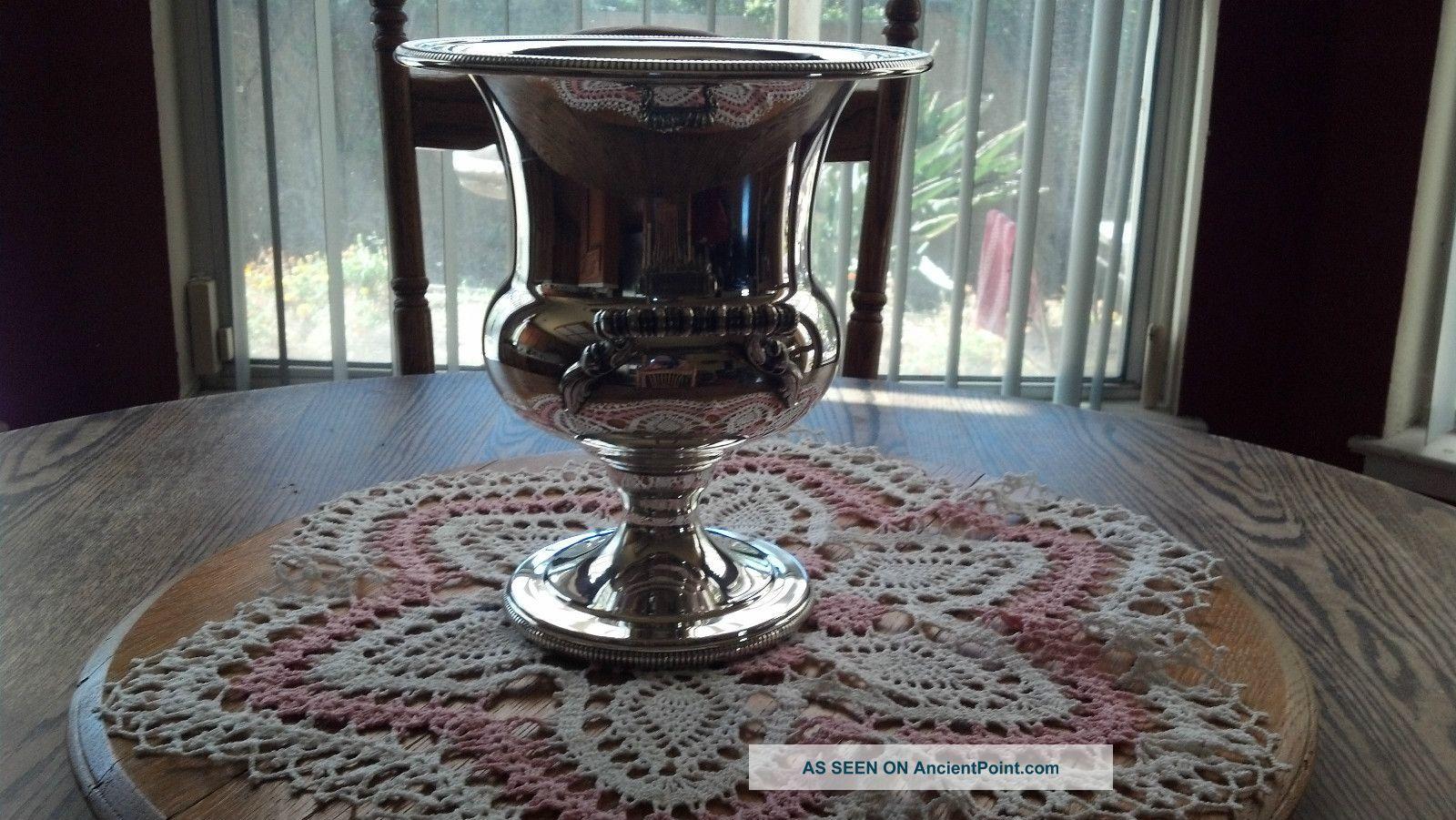 Champagne Wine Cooler Ice Bucket Urn Vases & Urns photo