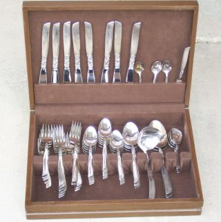 Silver - Silverplate - Flatware - Oneida/Wm. A. Rogers | Antiques ...