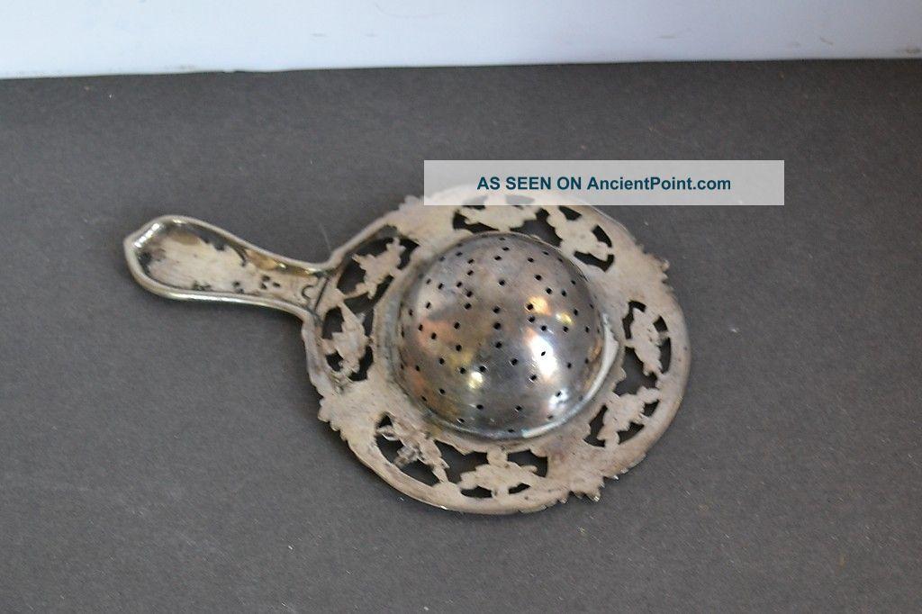 German Silver Hallmark
