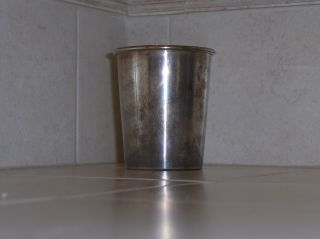 Mint Julip Cup Sterling Silver B&m 12 Ounce Capacity photo