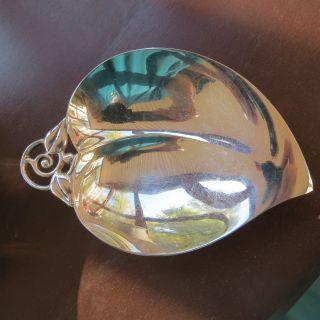 Vintage Tiffany Sterling Silver Bon Bon / Side Dish 3.  9 T Oz photo