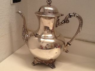 Silver Tea Pot photo