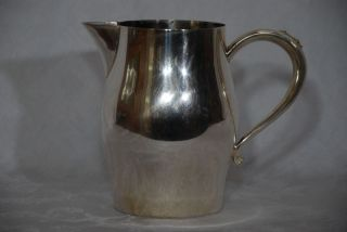 Vintage Wm Rogers Silverplate Paul Revere Water Pitcher photo