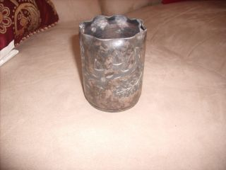 Silverplate Tumbler photo