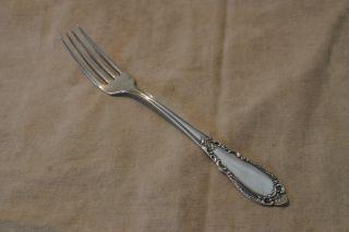 40.  6g Norwegian.  830 Silver Magnus Aase/n.  A.  Jorgensen ' Edel ' Fork (scrap?) photo
