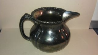 Vintage Rare Barbour Silver Co Quadruple Creamer Bowl 2421 photo