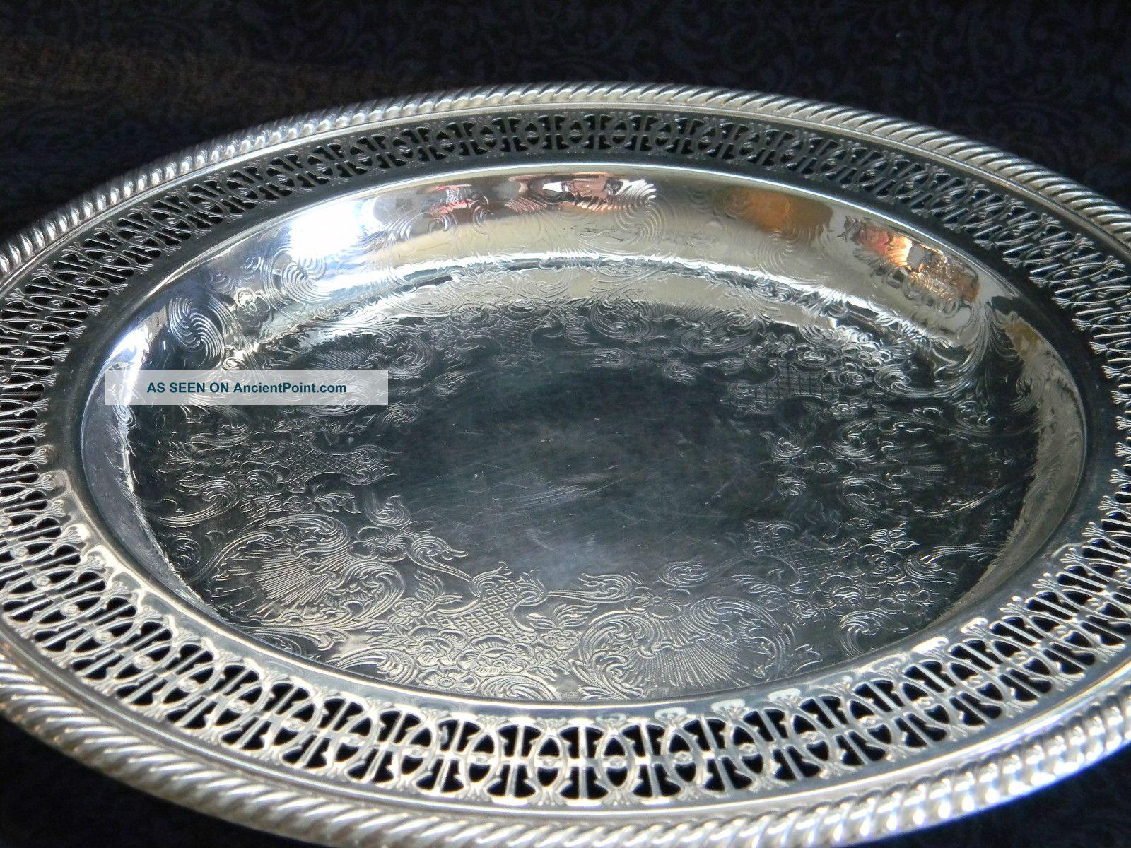Wm Rogers 811 Silverplate 10 1/4