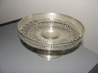 Vintage Tiffany & Co Sterling Silver Candy Or Nut Dish Tray,  18265 Amakers 7848 photo