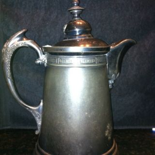 Wilcox Silver Plate Co.  Pitcher photo