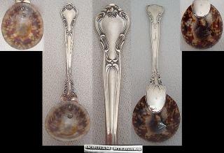 Gorham Sterling Handle Caviar Spoon