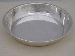 1814 John & Edward Edwards Large Silver Regency Crested George Iii Bowl 502g photo