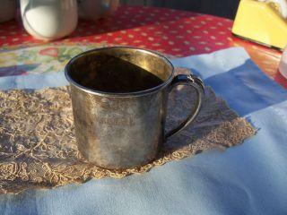 Vintage Baby Cup/mug