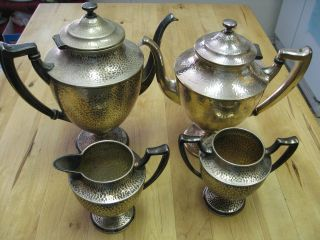 Van Bergh Tea & Coffee Set 431 4 Piece photo