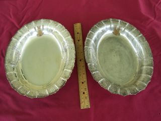 Sterling Silver Vegetable Dishes photo