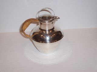 Silverplate Hottle Superfine 1119 L.  B.  S.  Co. photo