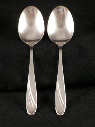 Wmf Wurttembergische Metalwarenfabrik Art Deco Silver 90 45 Soup Spoons 1920s photo