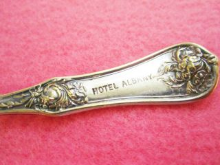 Hotel Albany Antique Pickle Fork