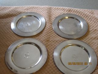 Silverplated Dishes photo