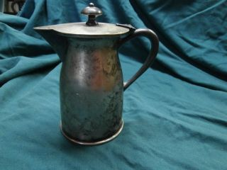 Sheffield Creamer Nickel Silver Apollo Sheffiled photo