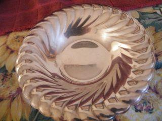 Silverplated - - Wm.  Rogers Waverly Pattern,  3848 photo