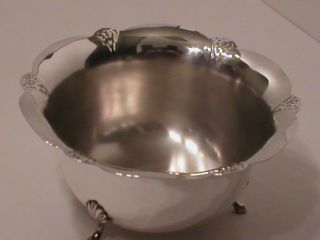 Wm.  Rogers Silver - Plate Ice Bowl 427 photo