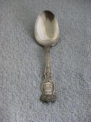 Rogers Ohio State Souvenir Spoon photo