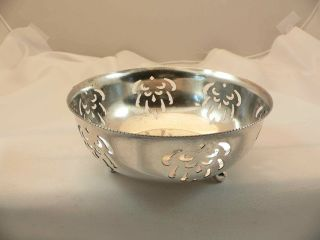 Silver Plate Bowl By Essay Canada A Candy Dish For The Kids Or Mom photo