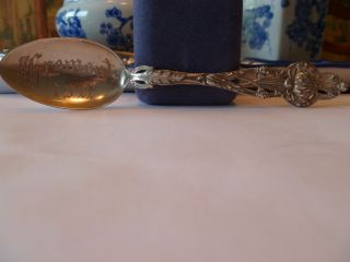 Sterling Silver Spoon Alvin Manufacture Company photo