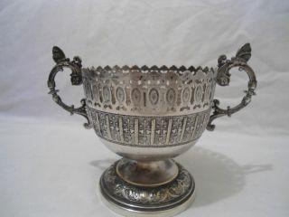 Wmf Art Nouveau Silver Plated Bowl photo