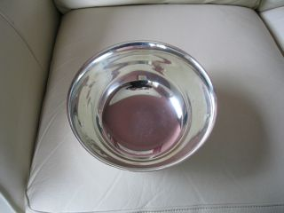 Oneida Silver Plate Bowl - Paul Revere Style - Very Well Cared For photo
