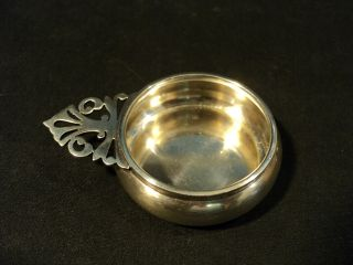Wonderful Vintage Ariston Sterling Silver Miniature Porringer - 30 Grams photo