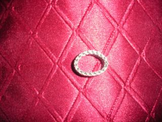 Tiffany&co Sterling Silver Ring photo