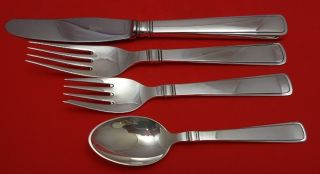 Olympia By Cohr Sterling Silver Regular Size Place Setting (s) 4pc photo