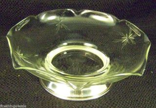 Sterling Footed Serving Bowl Condiments,  Lemon Wedges - See Our Other Listings photo