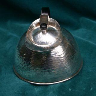 Galena Italian 925 Sterling Silver Hot Water / Tea Pot Rare photo