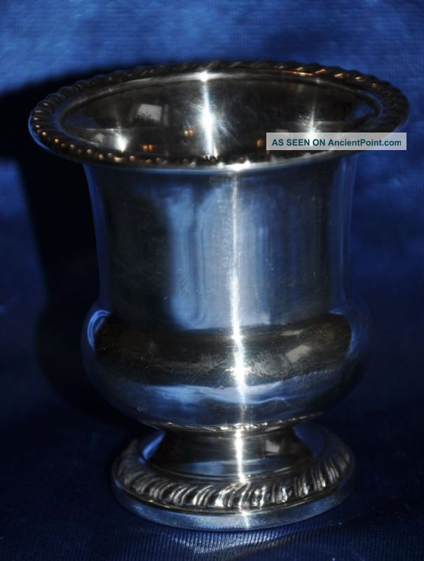 Muek - Cary Inc.  /towle Sterling Silver Toothpick Holder Other photo