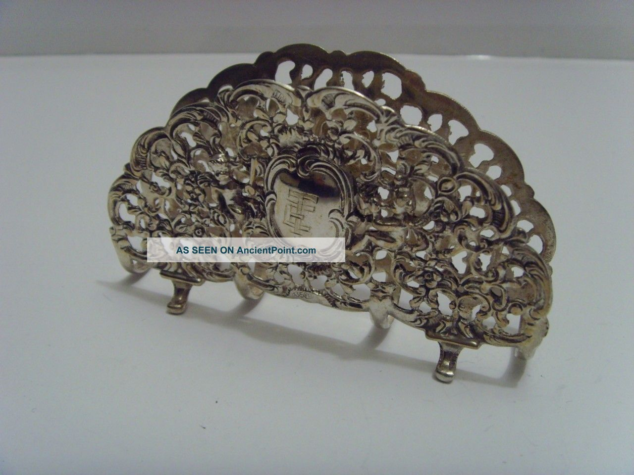 Superior Silver Letter Rack Other photo