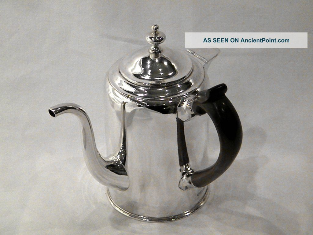 Antique Victorian Silver Gravy Argyle London 1846 Other photo