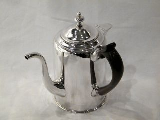 Antique Victorian Silver Gravy Argyle London 1846 photo