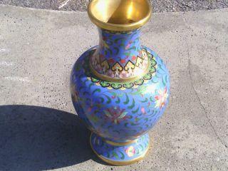 Cloisonne Vase photo