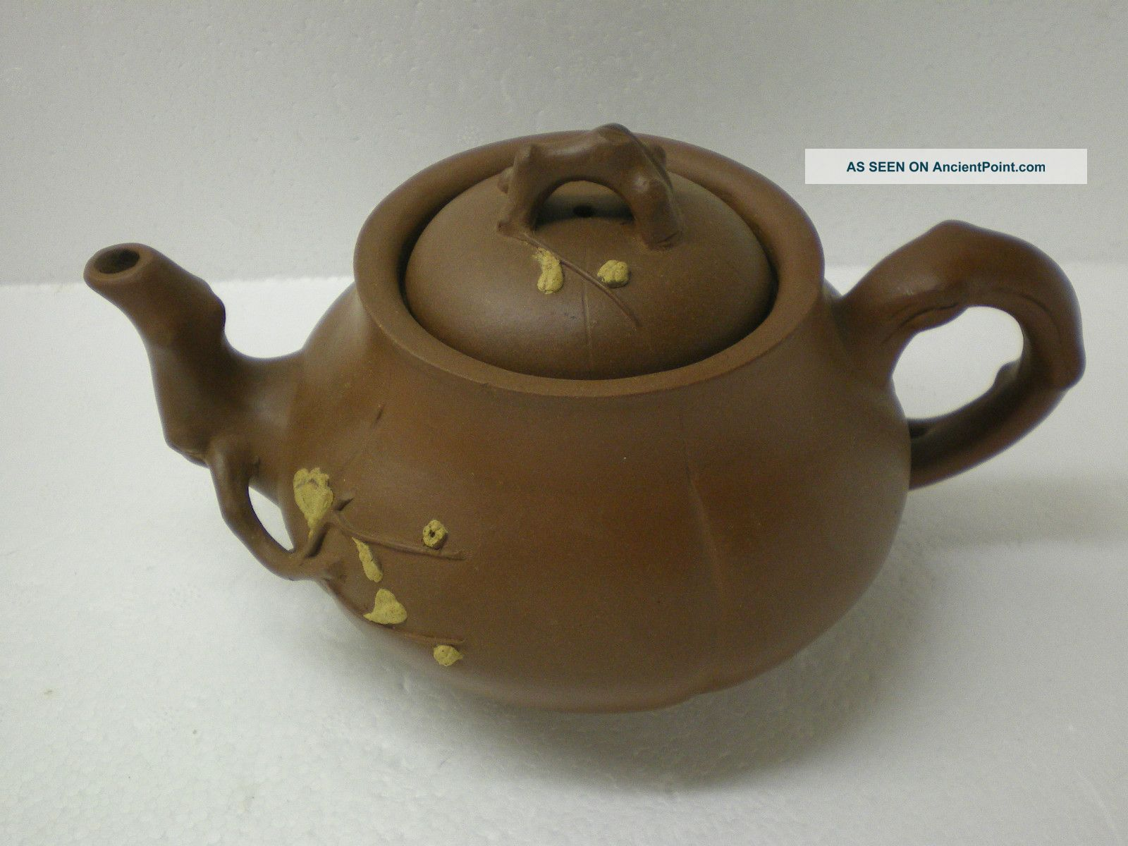 Antique Chinese Yixing Clay Teapot Teapots photo
